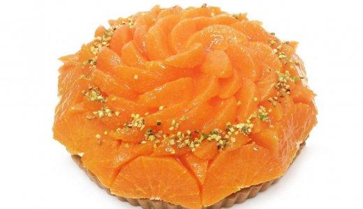 カフェコムサがオレンジを使用したオリジナル限定ケーキを各店それぞれで販売するぞっ!