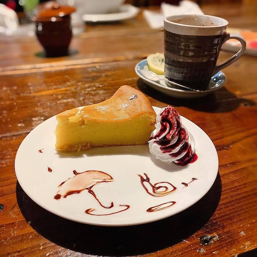 プー横丁の本日のケーキ