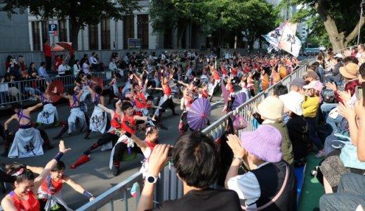 第29回 YOSAKOIソーラン祭りの開催中止を受け、YouTube上で『Virtual YOSAKOIソーラン祭り』の開催が決定!