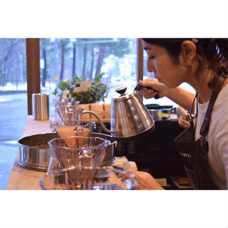 おウチで大北海道展で販売する宮の森アルケミストコーヒーの『人気5品種スペシャリティコーヒー飲み比べセット』