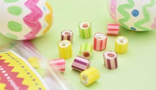 パパブブレからイースターエッグをモチーフにしたフラワーフレーバーのキャンディが発売!