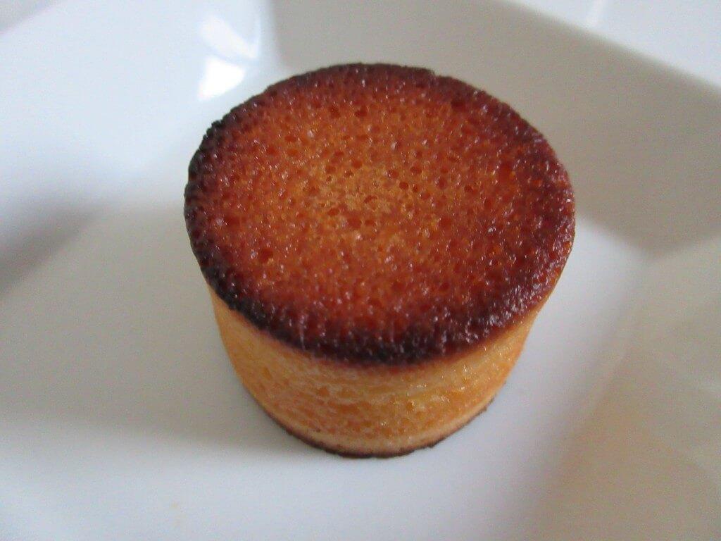 Buttersの『クラフトバターケーキ』-トーストで焼いた後