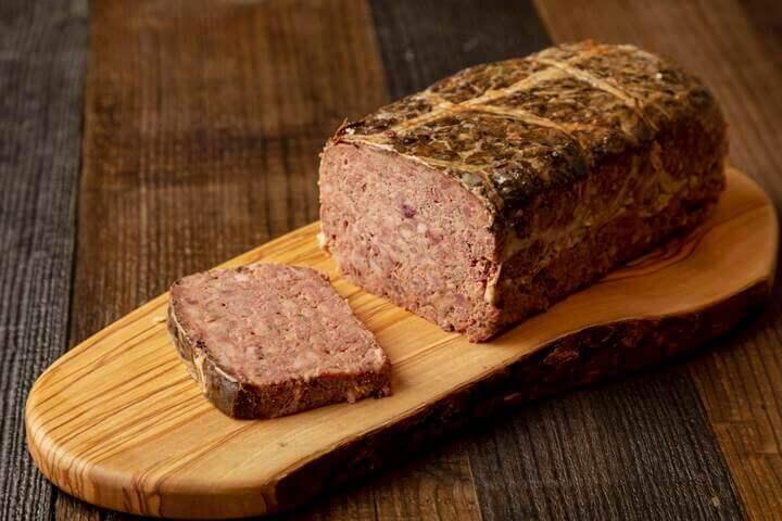 Meat Deli Nicklaus'のテリーヌ・グランメール