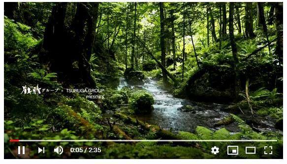 鶴雅ホールディングスの動画サイト『Home Trip HOKKAIDO』