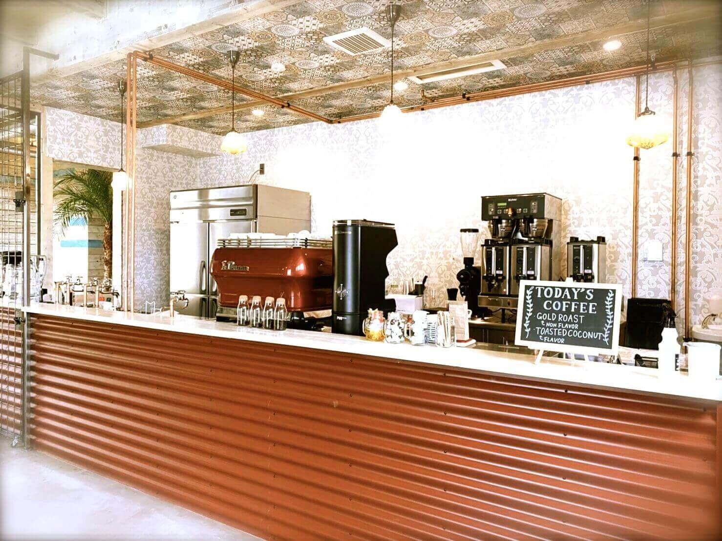 CAFE De CLAMP(カフェ ド クランプ)の店内