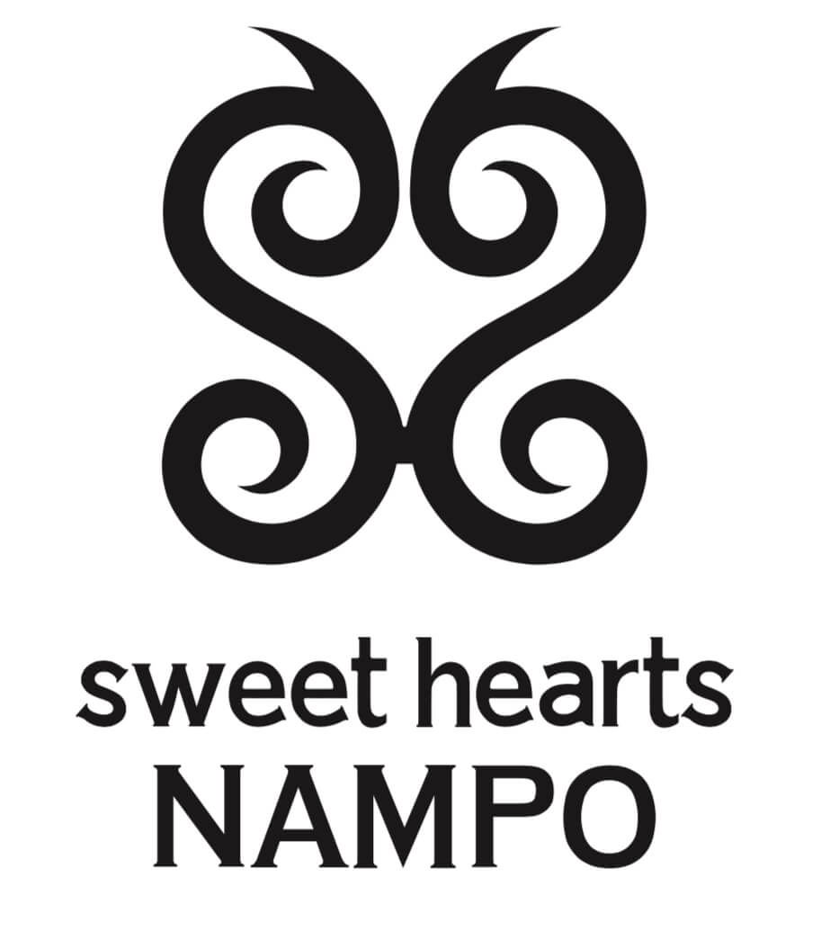 sweet hearts NAMPO(スイートハーツナンポ)のロゴ