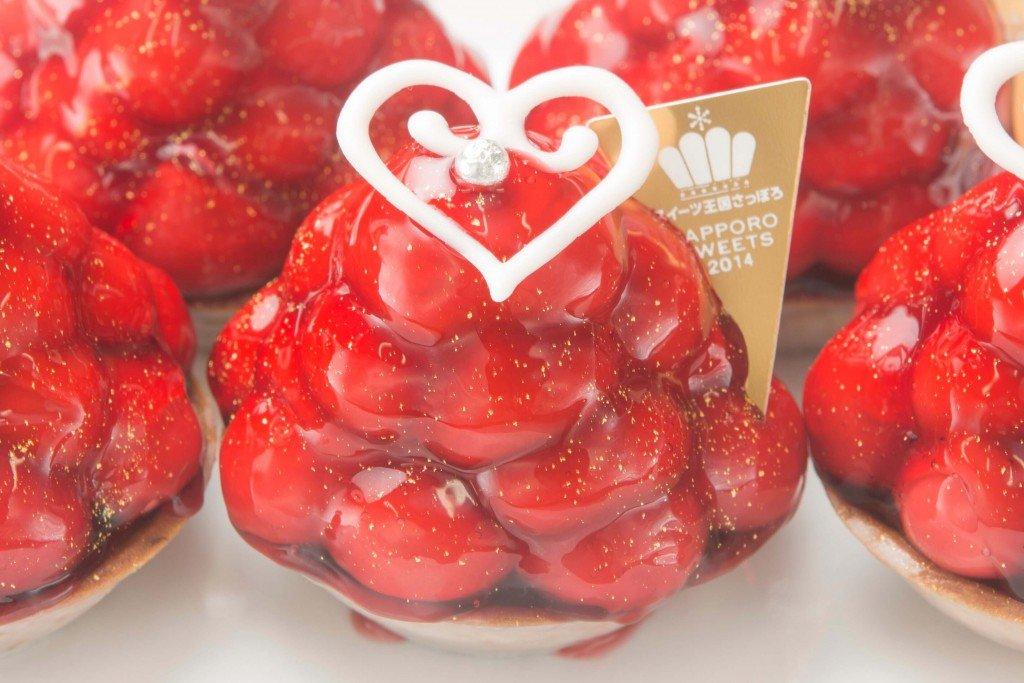 sweet hearts NAMPO(スイートハーツナンポ)のさっぽろチーズワイナリー