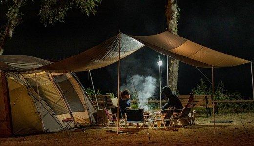 【紅櫻アウトドアガーデン】南区澄川の紅櫻公園内に都市型キャンプ場が誕生!
