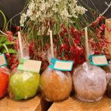 すすきのに『ワタシノマルシェ』が期間限定でオープン!新鮮青果にりんご飴までも用意