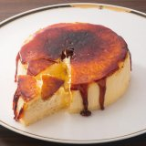 自慢の焦し技術を用いた『焦がしチーズケーキ』を販売するパティスリー ムッシュエムが大丸札幌に期間限定で出店!