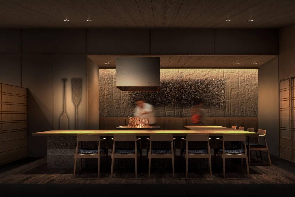 温泉 RYOKAN 由縁 札幌の炉端焼きレストラン『夏下冬上』