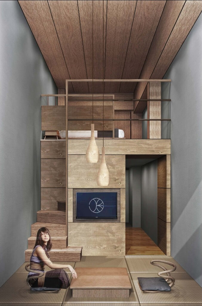 ONSEN RYOKAN 由縁 札幌の客室