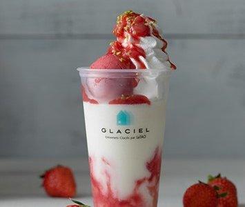 札幌ステラプレイスにあるGLACIEL(グラッシェル)から新アイススイーツ『飲むパフェ』が新登場!