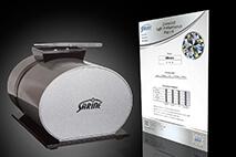 ダイヤモンド輝き測定システム『サリネライト』