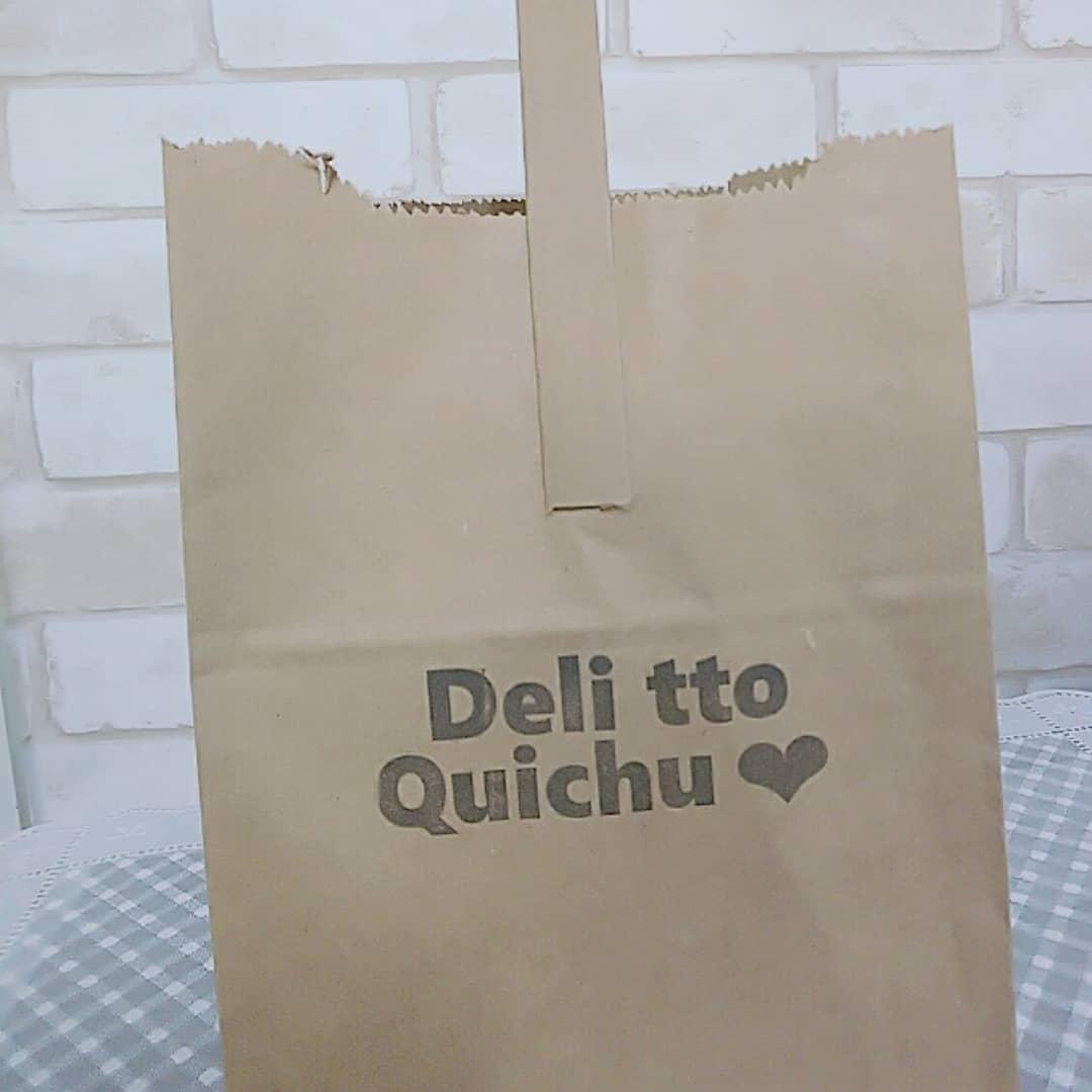 Deli tto Quichu(デリット キッチュ)の紙袋