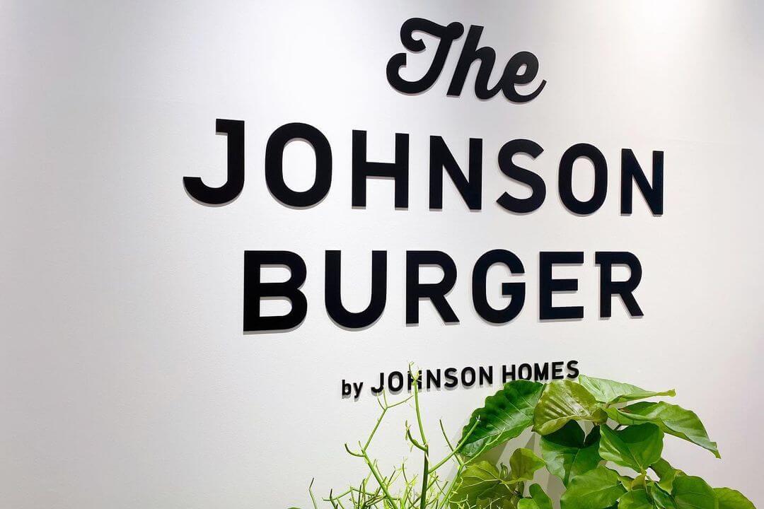 ザ・ジョンソンバーガーのロゴ