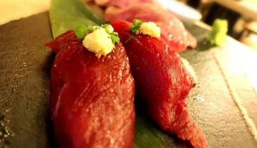 【ぷくぷく 札幌すすきの店】握り寿司・肉寿司も対象の食べ飲み放題コースを用意!