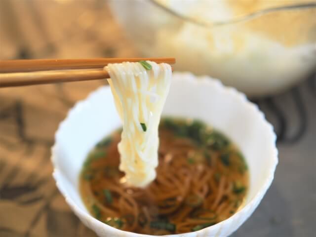 素麺(そうめん)