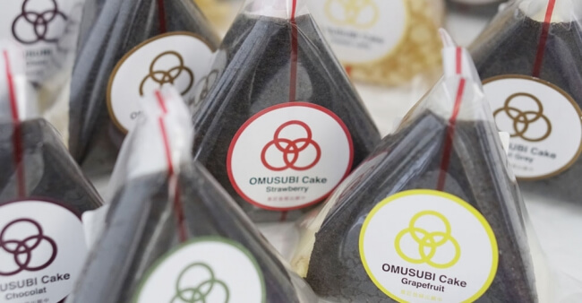 OMUSUBI Cake(おむすびケーキ)