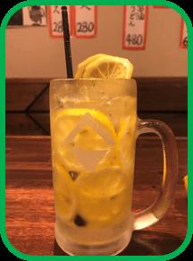 オンラインレモンサワーフェスティバル 2020『はちみつレモンサワー / 酒場 踊るうぐいす @福岡』