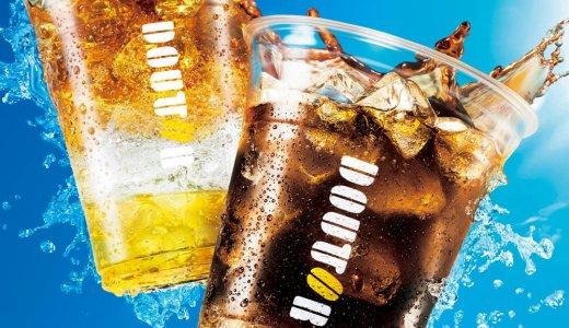 ドトールからレモネード×炭酸ドリンク『炭酸レモネード』2種に爽やかミラノサンドが発売!
