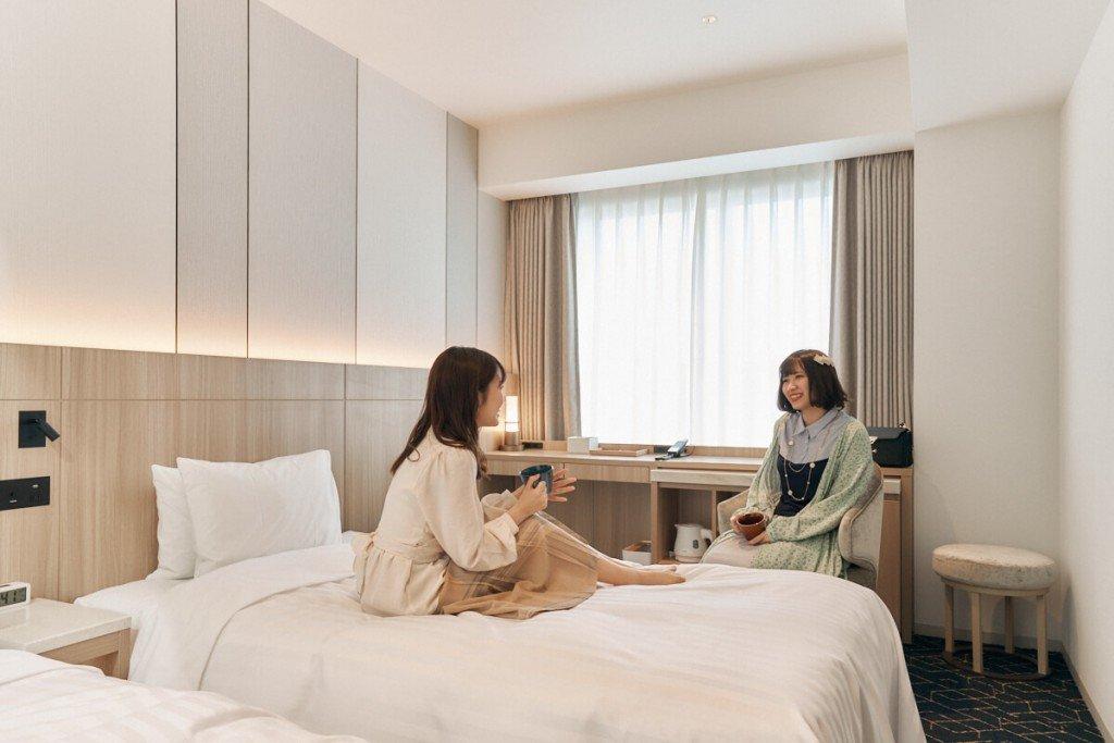 京王プレリアホテル札幌の部屋