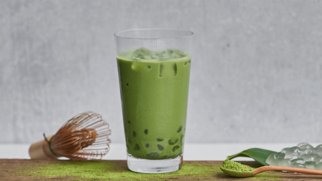 ナナズグリーンティー『mochi latte –モチラテ-』