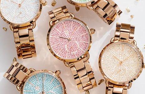 キラキラと輝く腕時計『LUCKY STAR』がHIROB 札幌ステラプレイス店にて発売!