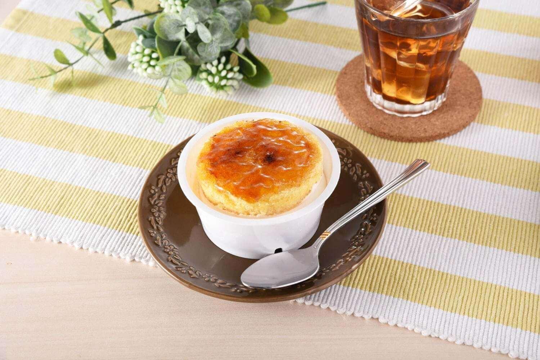ファミリーマートの『北海道チーズのブリュレチーズケーキ』