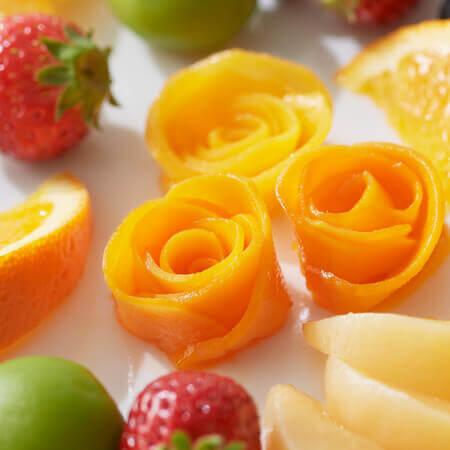 ルタオの『フルーツオリンピア』のフルーツ