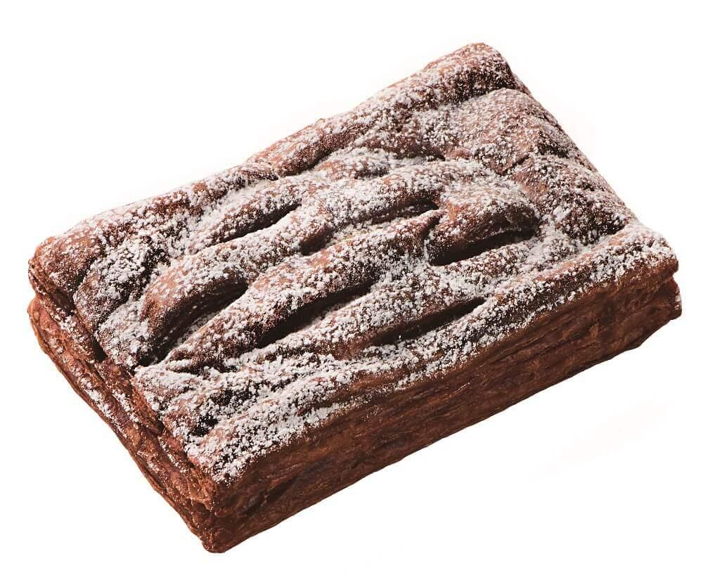 ミスタードーナツのリバイバルシリーズ『ショコラカスタードパイ』