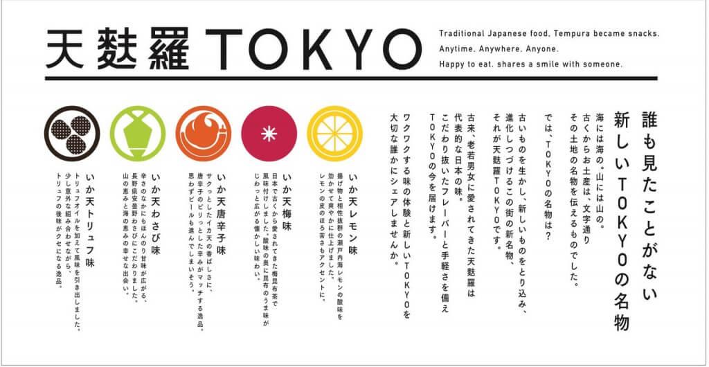 天麩羅TOKYO