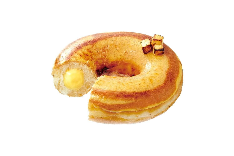 クリスピー・クリーム・ドーナツの『バスク風 チーズケーキドーナツ』