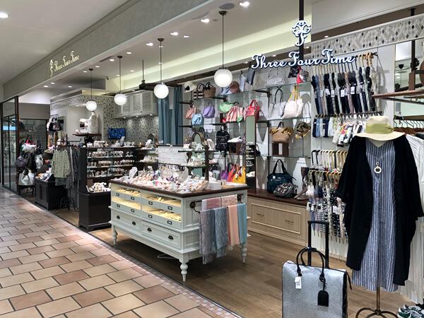 スリーフォータイム 札幌ステラプレイス店