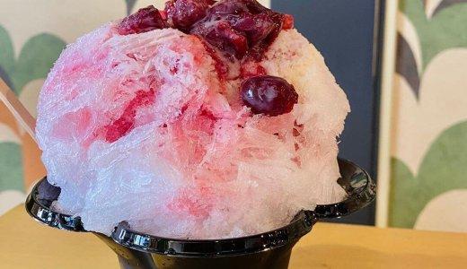 【きんとと】二条市場内にある果肉たっぷりのかき氷屋さん!シロップは生フルーツの自家製っ!