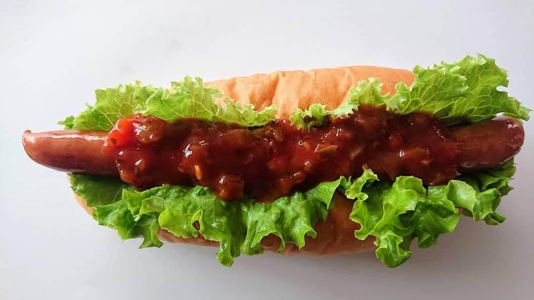 FOOD432の『チリホットドッグ』