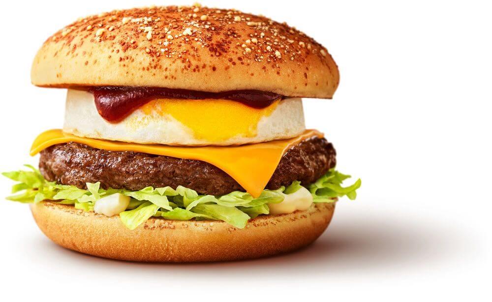 マクドナルドの『チーズロコモコ』