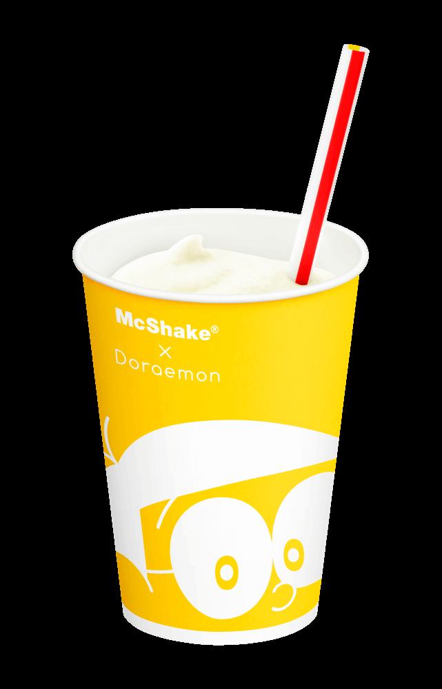 """マクドナルドの『マックシェイク® ヨーグル""""ド""""(ヨーグルト味)』"""