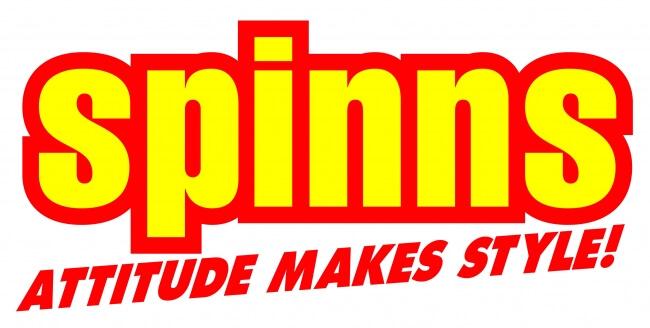 SPINNSのロゴ