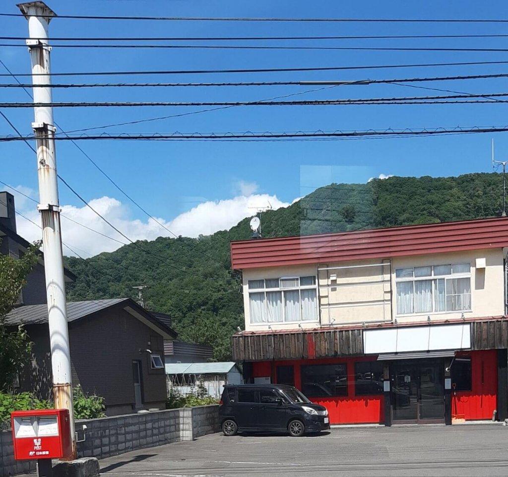 札幌ラーメン ここから! の外観