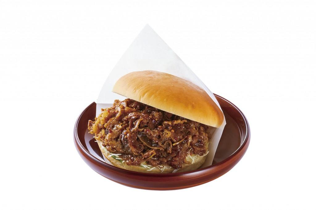 コメダ珈琲店の『コメ牛』(肉だく)