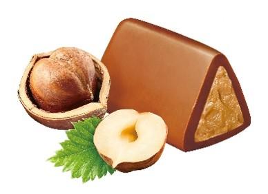 ハーゲンダッツ クリスピーサンド『ヘーゼルナッツプラリネショコラ』-甘く濃厚な味わいのミルクチョコレートコーティング