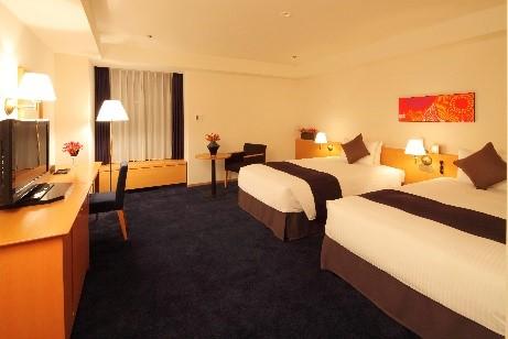 札幌グランドホテルのワーケーションプラン-宿泊用客室