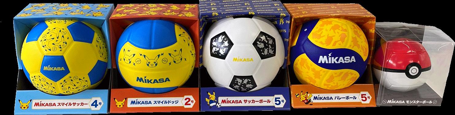 Mikasa×ポケモン