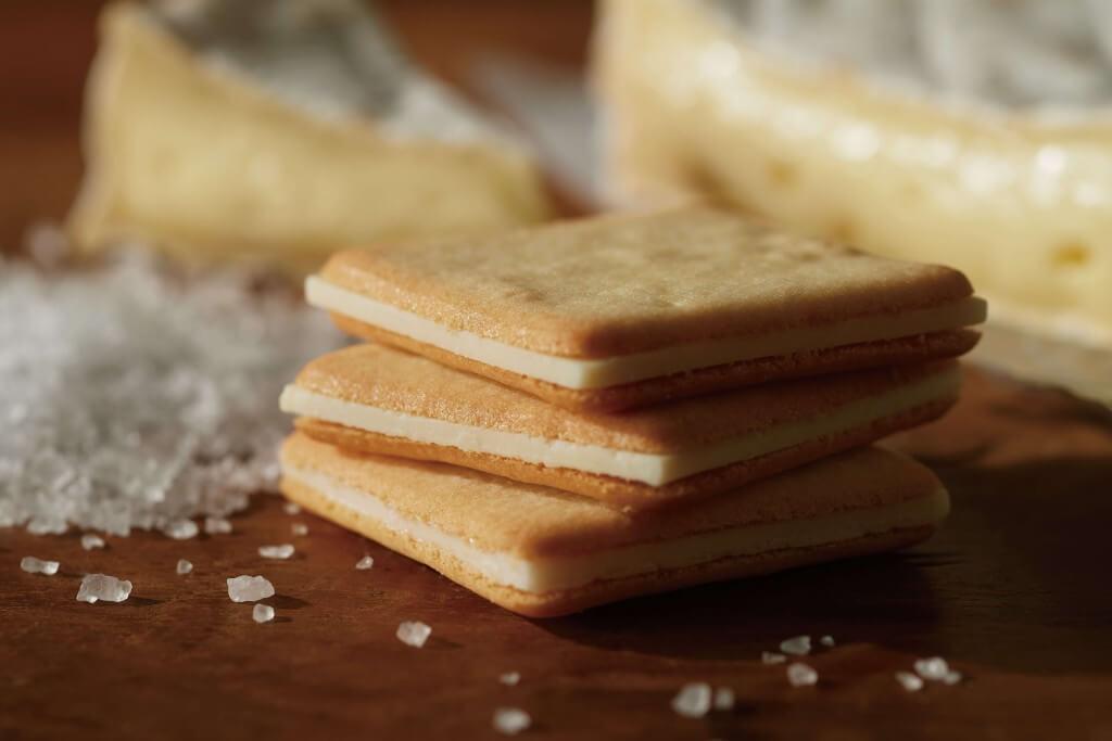 東京ミルクチーズ工場の『ソルト&カマンベールクッキー』