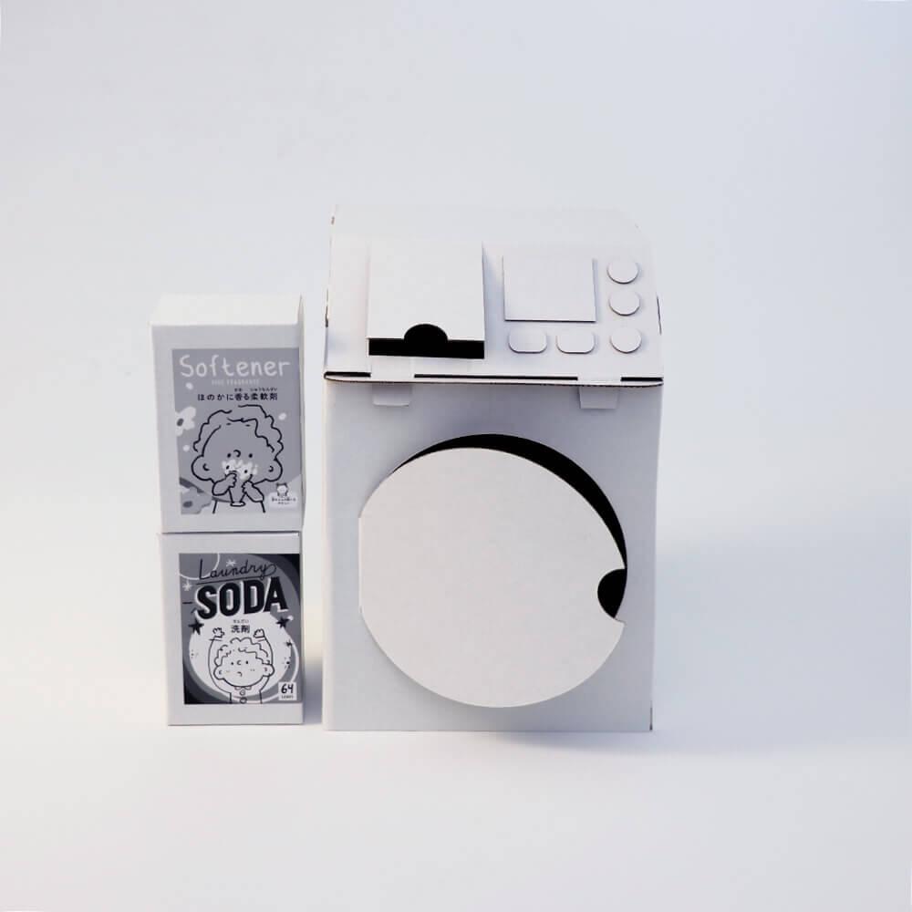 3COINS×つむぱぱ『洗濯機¥500(税込¥550)』