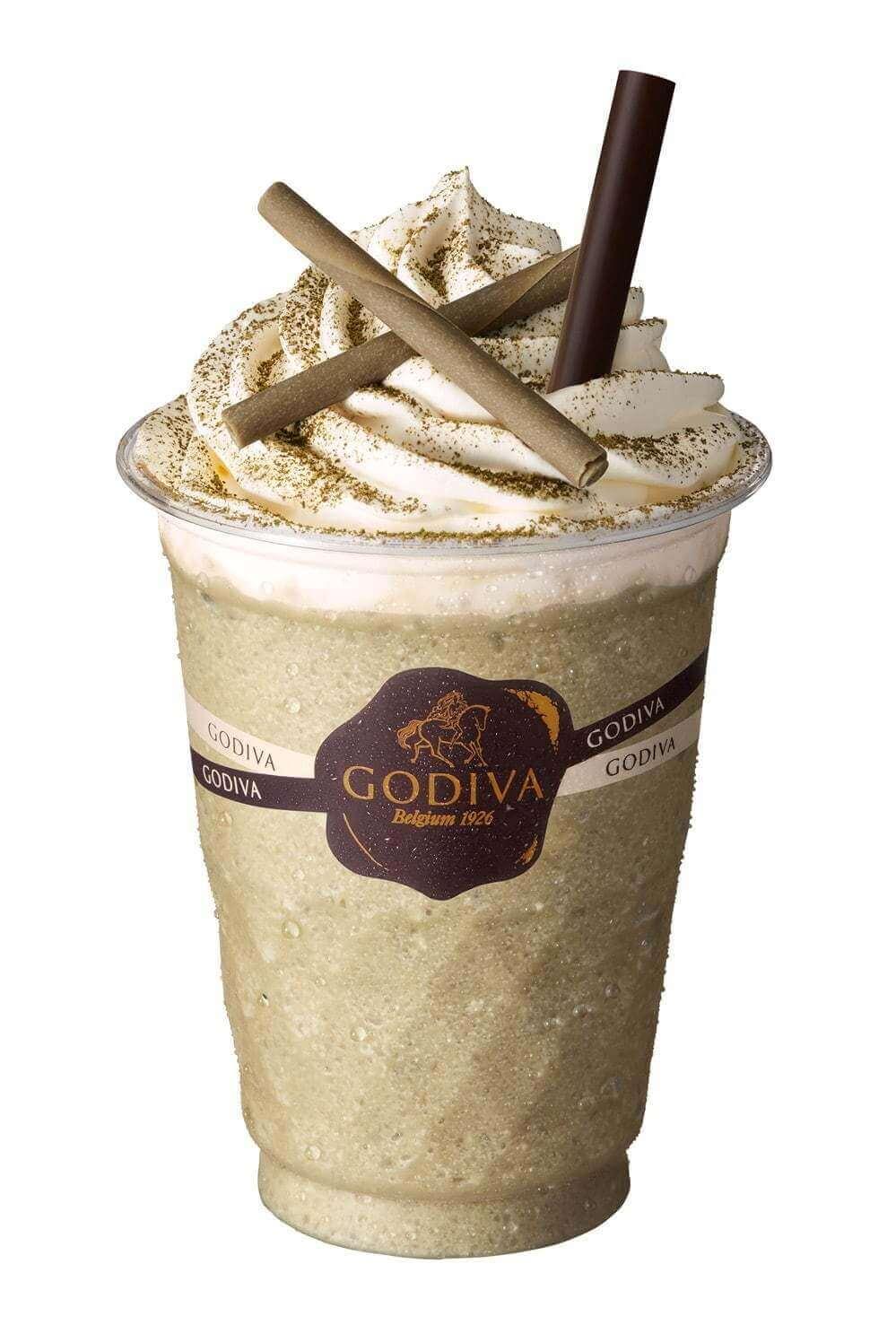 ゴディバの『ショコリキサー ホワイトチョコレート ほうじ茶』