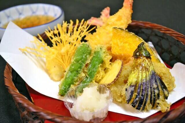 和食・天ぷら