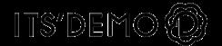 ITS' DEMO(イッツデモ)のロゴ