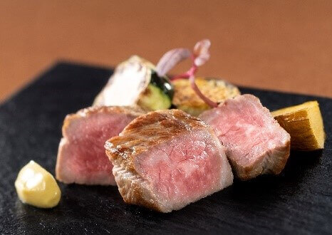 札幌グランドホテル ノーザンテラスダイナーの『ランチバイキング』-北海道産牛肉のステーキ